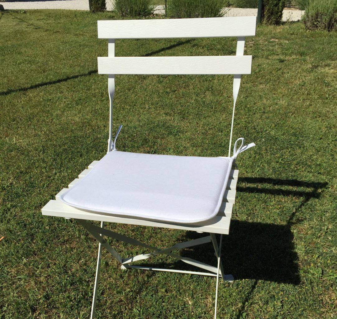 Galette de chaise oravis - Galette de chaise casa ...