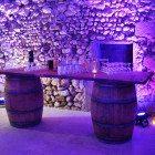 Tonneaux à vin