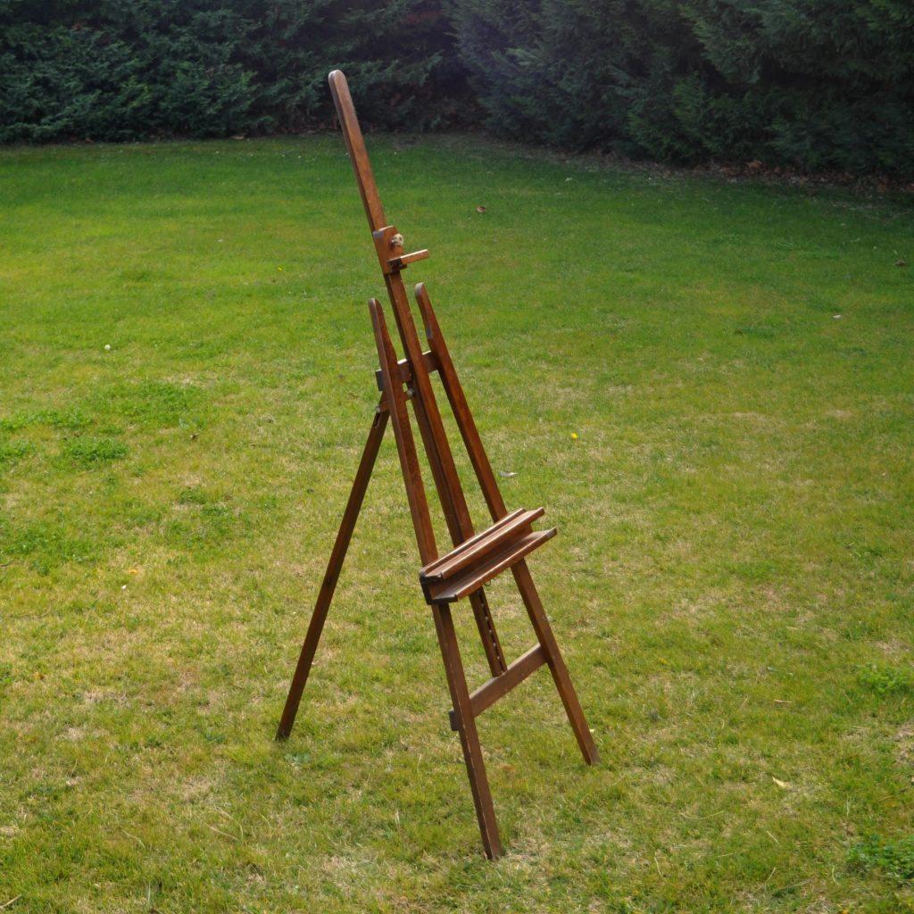 Chevalet d 39 atelier en bois oravis - Fabriquer un chevalet pour couper du bois ...