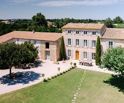 Vue de la Bastide